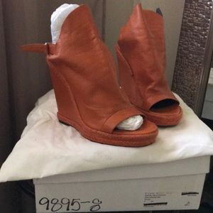 Balenciaga sandal pelle s cuoio
